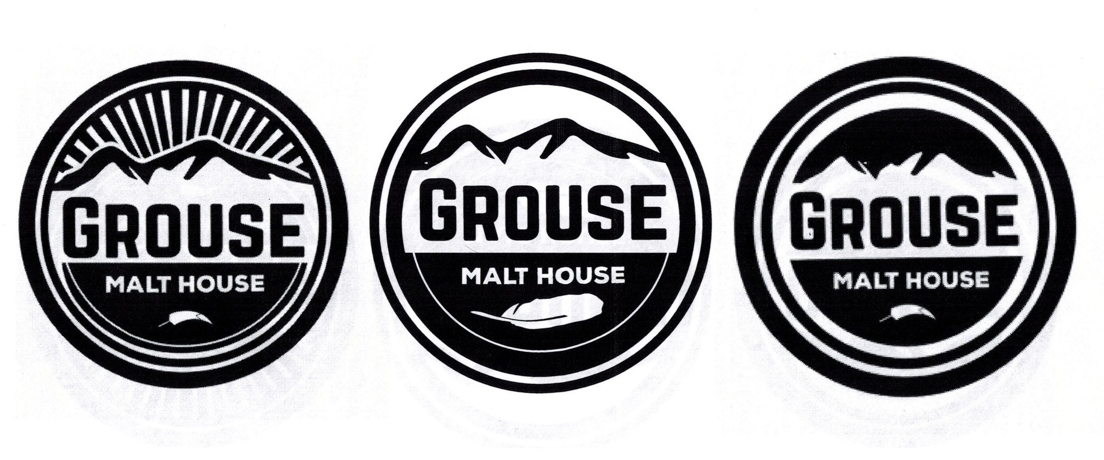 Sneak Peak at the Grouse Logo!