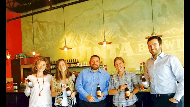Uinta Brewing's Gluten-Free Beers!