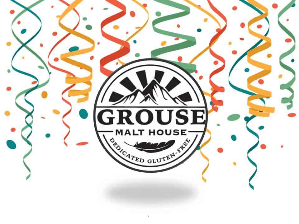 Grouse Updates & Happy 2018